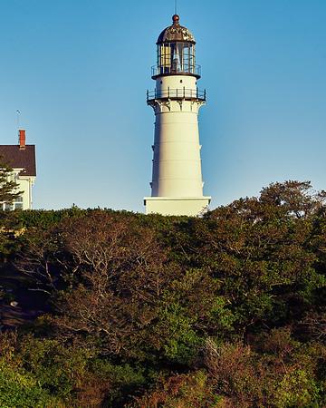 Two Lights, Cape Elizabeth, Maine