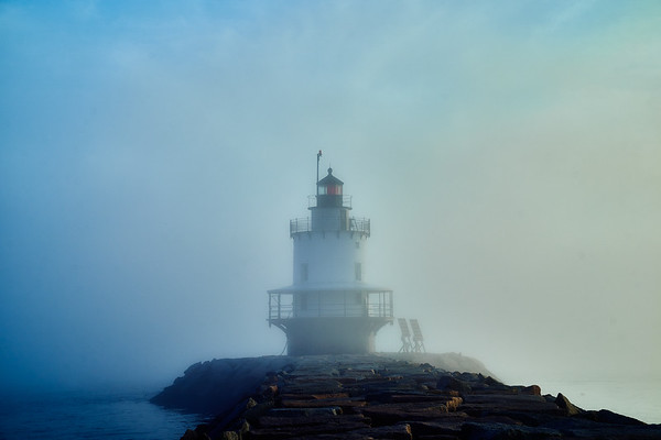Spring Point Light, South Portland, Maine