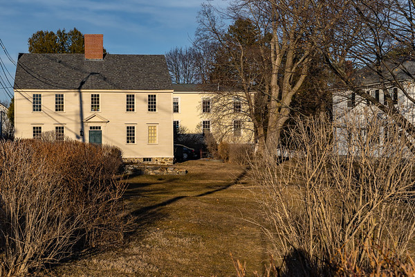Classic Colonial. Portsmouth, New Hampshire