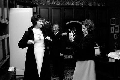 Mayoress and 'Tanta' Gerda