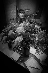 Portrait of Frau Hartwig