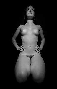 Nude study of Dagmar
