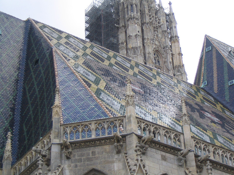 More shots of St. Stephen's Cathedral.
