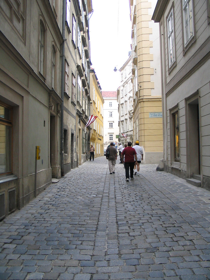 Austria, Vienna.