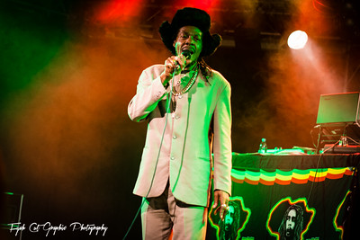 Michael Prophet live first time in Finland | Tampere - Klubi | Friday 19.12.2014