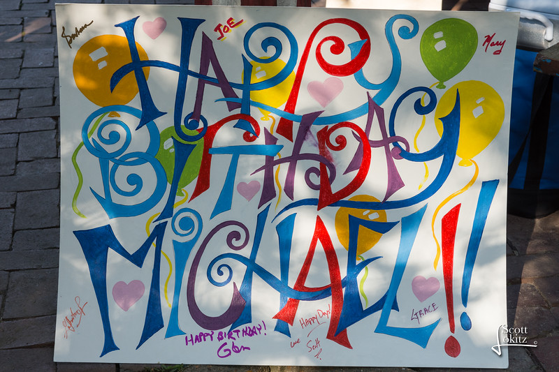 Michael's Birthday-13