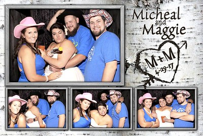 Micheal and Maggies Wedding