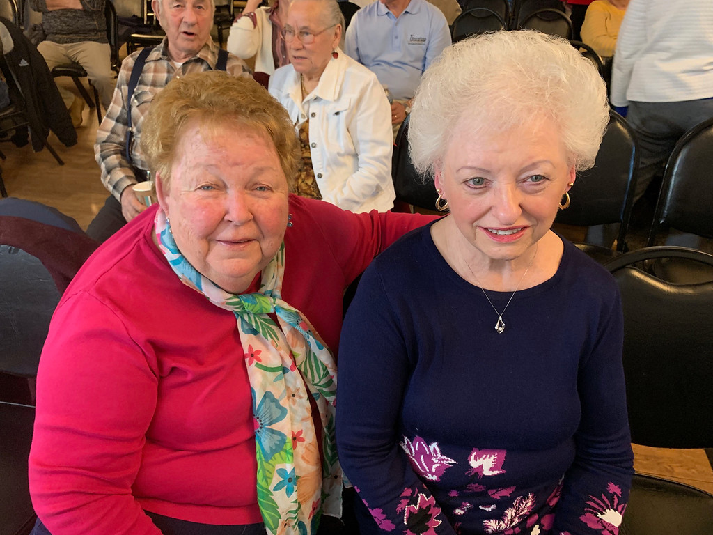 . Estelle and Betty Falardeau of Dracut