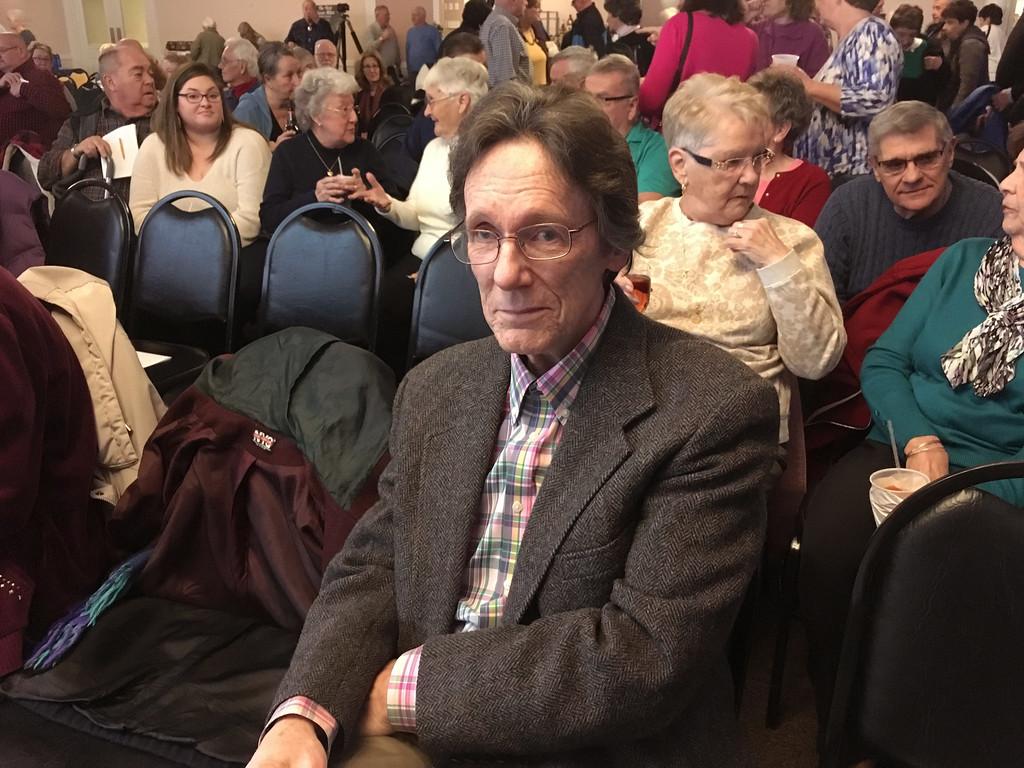 . Larry Lapham of Billerica