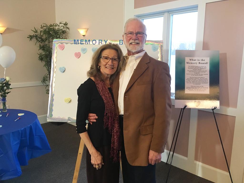 . Pamela and Ed Jahngen of Kingston, N.H.