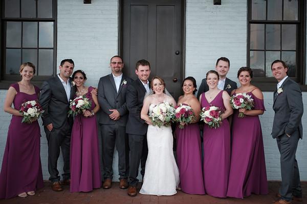Michelle & Ryan Wedding