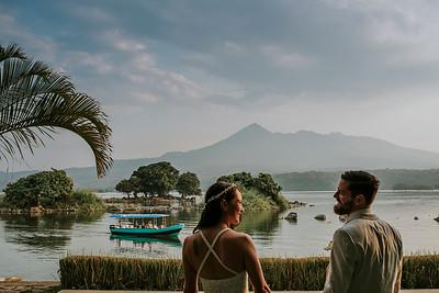 Michelle & Shamus Nicaragua Wedding