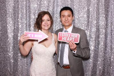 Michelle & Yaowen's Wedding pics