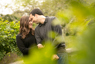 Michelle and Chris Engagement