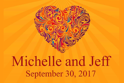 Michelle and Jeff Wedding - September 30, 2017