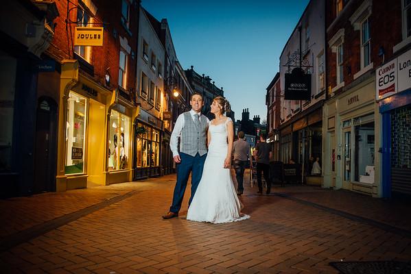 Michelle and Tim Wedding