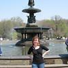 Central Park fountain, NY