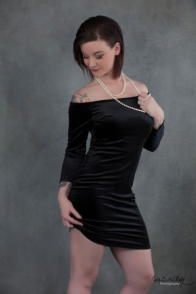 Classy-Glamour Model: Michelle Comeau