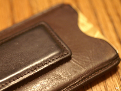 December 22 BSG wallet...after the Christmas shopping is finished.......