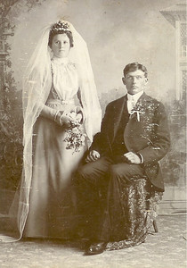 November 17 August & Caroline my great-great grandparents