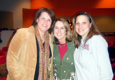 December 13 Me, Amy & Tracy