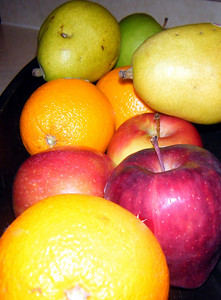 December 28 fruit basket