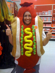 """check out my wiener""   ~sylvia"