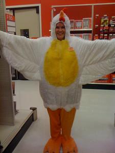 Chicken dance!