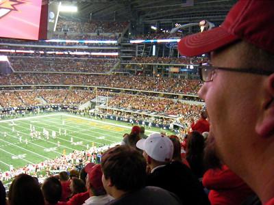 Big 12 Championship @ Cowboys Stadium 12-5-09