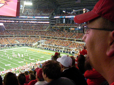 Big 12 Championship @ Cowboys Stadium 12-5-09