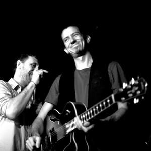 Michi Marchner und Martin Lidl | 25 Jahre Les Derhosen | im Fraunhofer, München