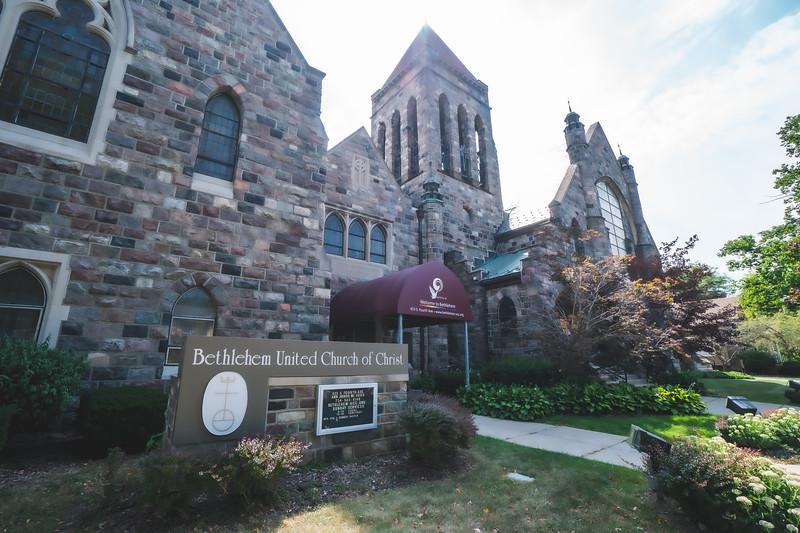 Bethlehem United Church of Christ in Ann Arbor Michigan