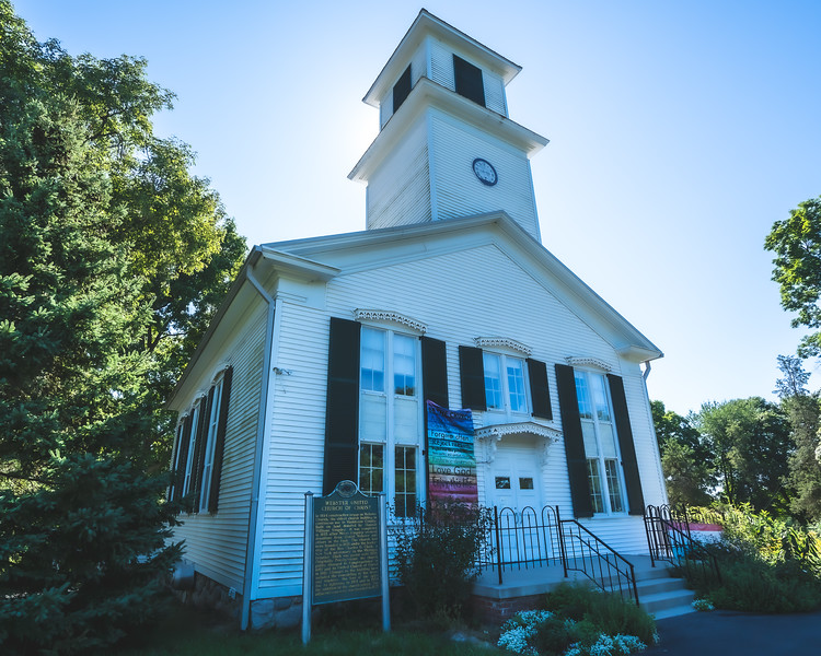 Webster United Church of Christ in Dexter Michigan