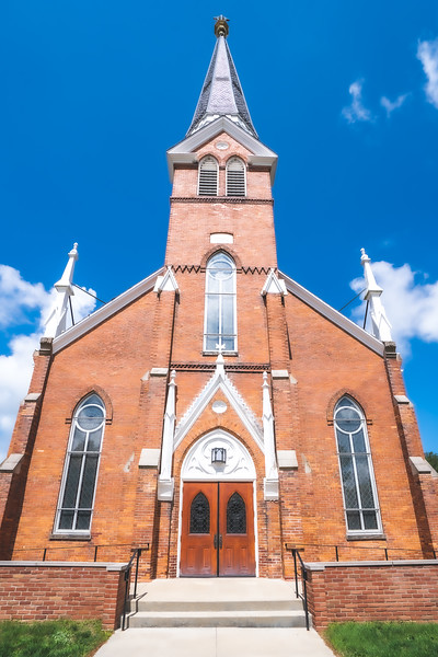 Emanuel United Church of Christ in Manchester Michigan