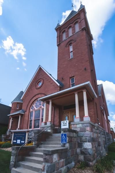 First Presbyterian Church of Saline Michigan
