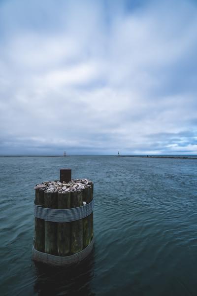 Holland Harbor in Holland Michigan