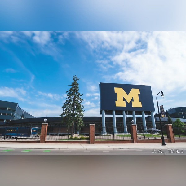 2020 Michigan: University of Michigan Campus in Ann Arbor Photo Slideshow