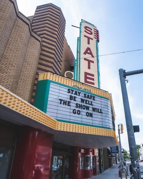 State Theatre in Ann Arbor Michigan