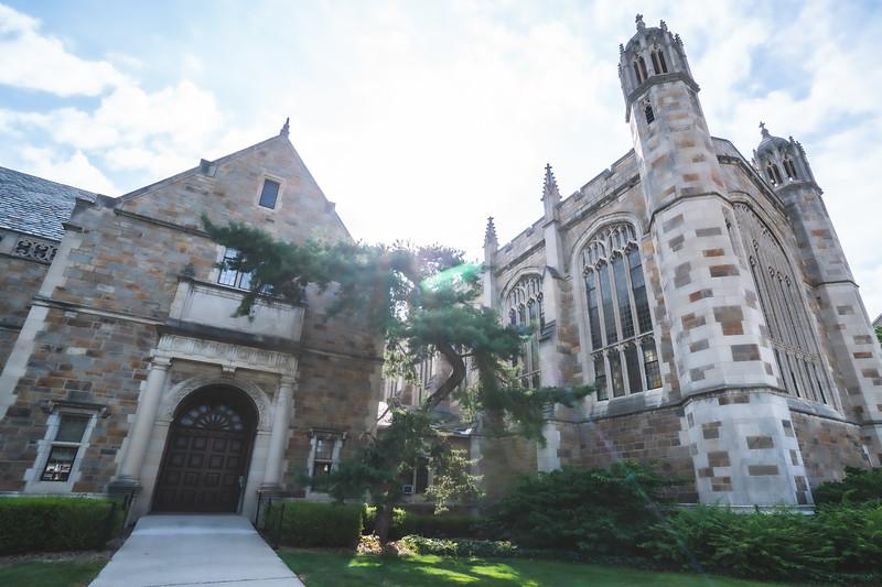 University of Michigan in Ann Arbor Michigan
