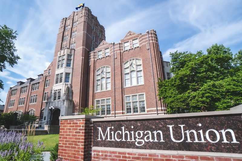 University of Michigan in Ann Arbor Michigan