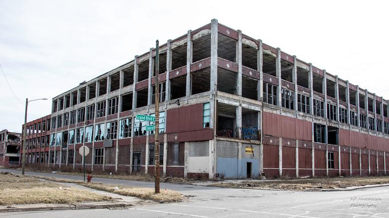 Packard Plant / Arlans Dept Store