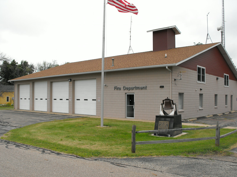 Michigan Firehouses
