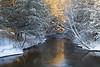 Winter Morning Boardman River