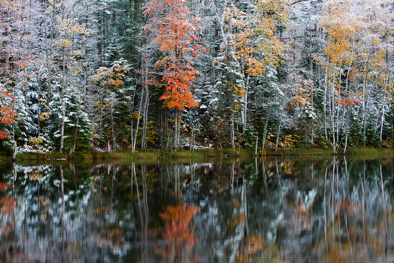 Council Lake winter