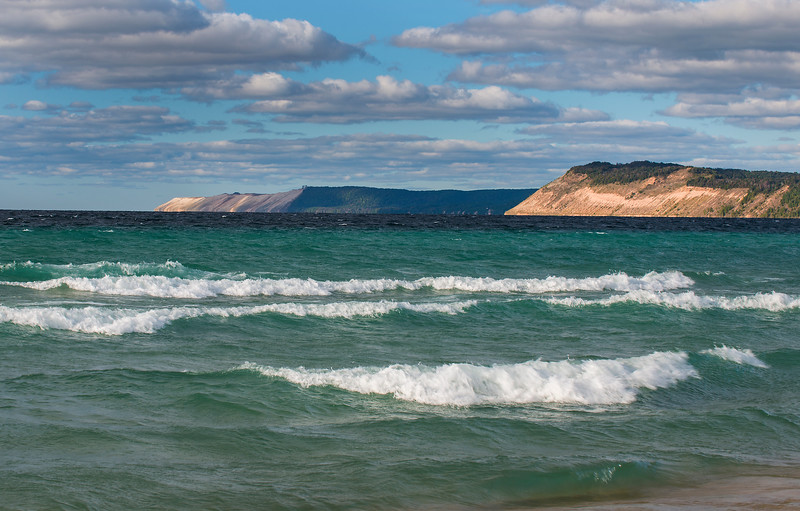 Sleeping Bear Dunes Bluffs