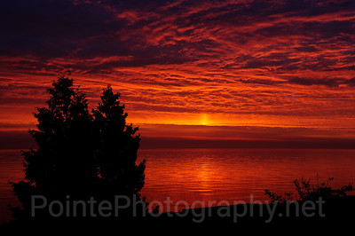 Mackinac Sunrise