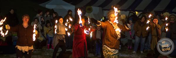 Michigan Nordic Fire Festival 2019 2