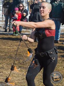 Michigan Nordic Fire Festival 2020 16