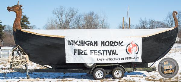 Michigan Nordic Fire Festival 2020 1