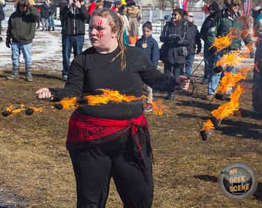 Michigan Nordic Fire Festival 2020 14